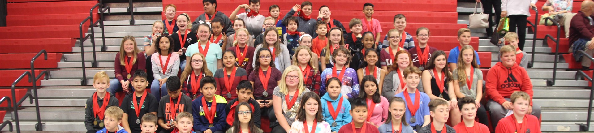 6th Graders Return to BCE  for Awards Ceremony