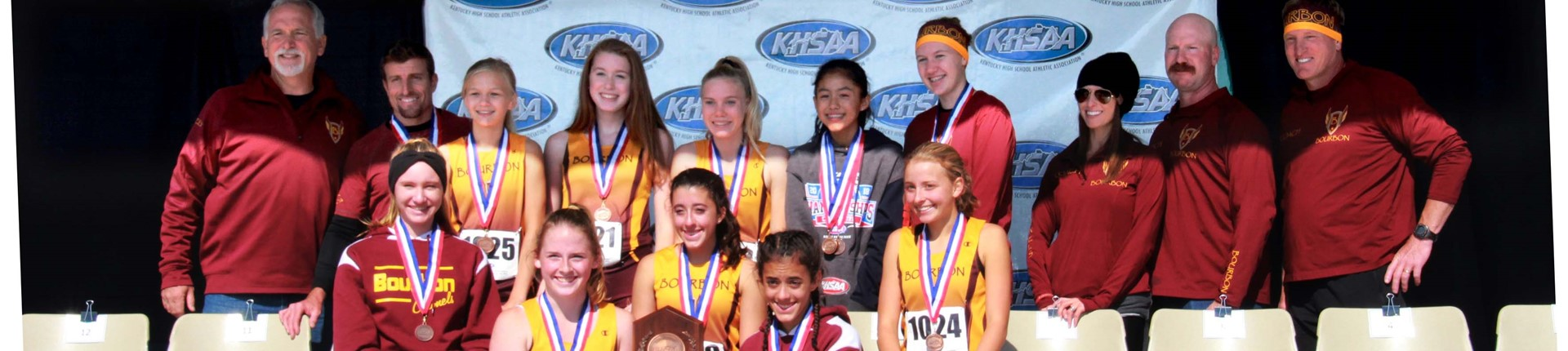 Cross Country Girls Team Are 4th in State Competition